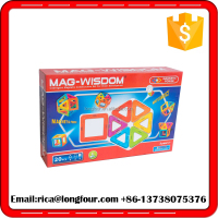 magnetic connectable toy for Christmas gift