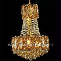 C9144 Made in China crystal chandelier pendant lamp, crystal globe pendant lamp