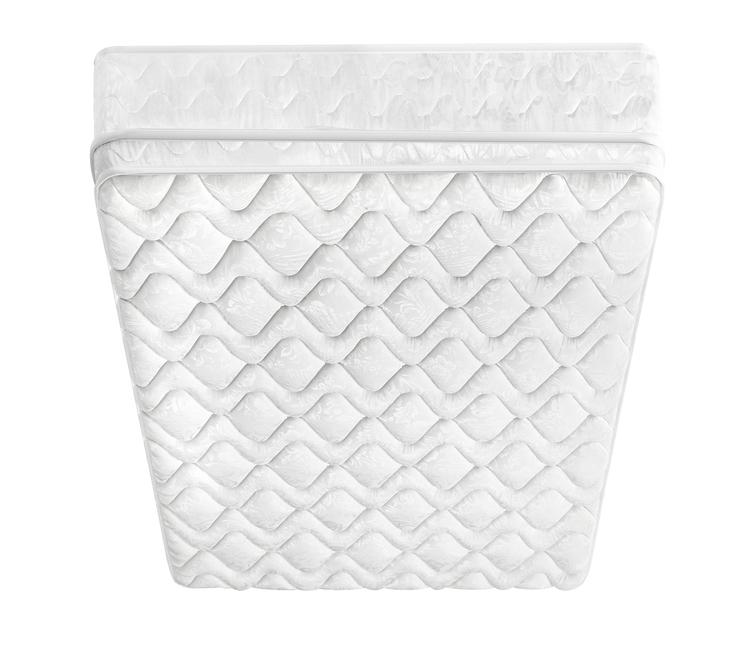 100g non-woven fabric cheap single price Wholesale bonnell spring mattress Tight Top Spring Mattress - Jozy Mattress | Jozy.net