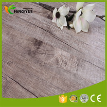 Durable waterproof PVC flooring with high quality with Wooden Surface used for indoor /bathroom/ kitchen