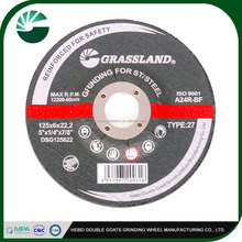 T42 cutting wheel for inox stainless steel