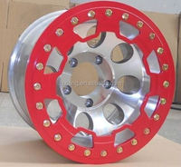 ALLOY WHEEL WITH BEADLOCK