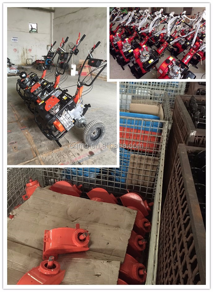 Meiqi MQ178 for farming diesel engine cultivator