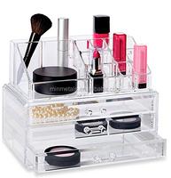 Cosmetic Organizer Set,cosmetic storage and accessory organizer