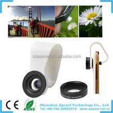 High-Graded 0.67x Wide Angle &10x Macro Lens Apexel mobile lens APL-WM6710