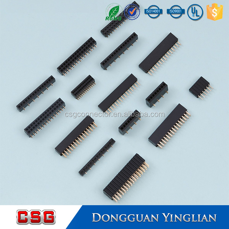 Top quality new arrival oem brass connector pogo pins