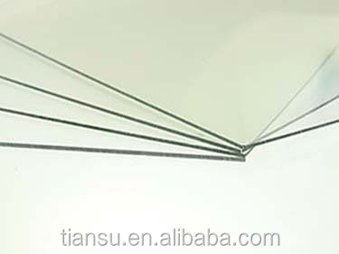 UV Resistance Coating On 1 Side or 2 Sides polycarbonate sheet