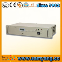 Switch mode 19 inch rack 48V dc power supply 10A,20A,30A dc output with cooling fan high quality