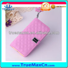 For iPhone 5c case,for iPhone Sheep leather wallet case,hot selling wallet case for iphone 5c