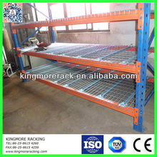 pallet rack wire mesh decking layer