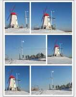 400W 600W 1KW 2KW 3KW Wind Generator System with Low Price for Home Use