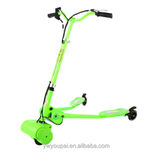YouPai new design india adult flicker electric 3 wheel stand up zappy scooter