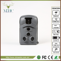 120 Degree Wide Angle Lens IP 54 Security Camera For Apartment Door