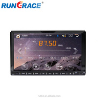 Wince 2 din touch screen for sale used gps navigation for car