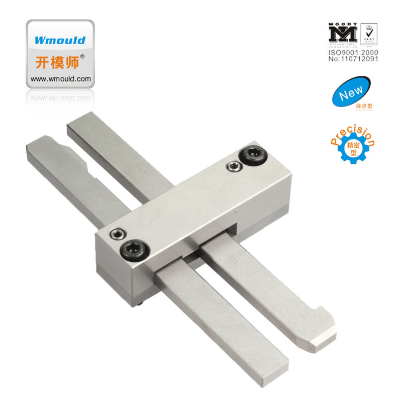 Special high precision mold magnetic safety lock