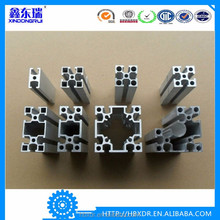 High Grade Certified Factory Supply Fine Aluminium Extruded Sections