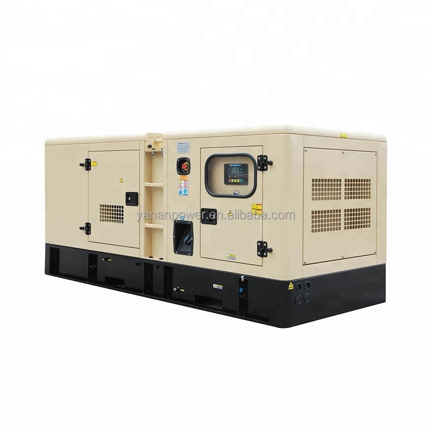 Hot Sale 20kw 30kw 45kw 65kw 80kw <strong>Diesel</strong> Generators Prices 125kva 100kw Generator