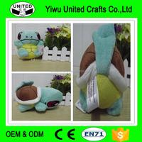 Pokemon Plush Pet Doll Kids Cute Turtle Stuffed Plush Toy Birthday Gift