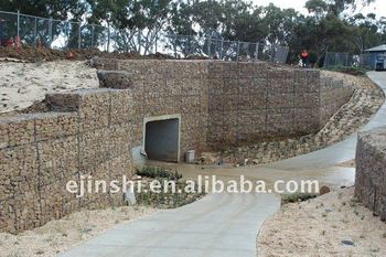 Galvanized Gabion Box 10x12