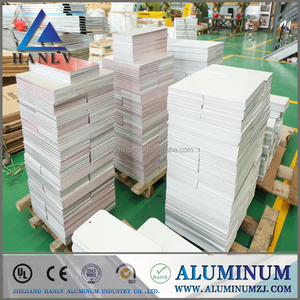 types of bendable aluminum sheet metal sign blanks