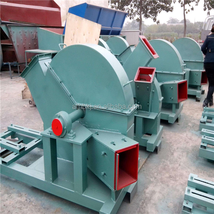 2017 Best price Durable quality diesel disc wood chipper shredder made in china