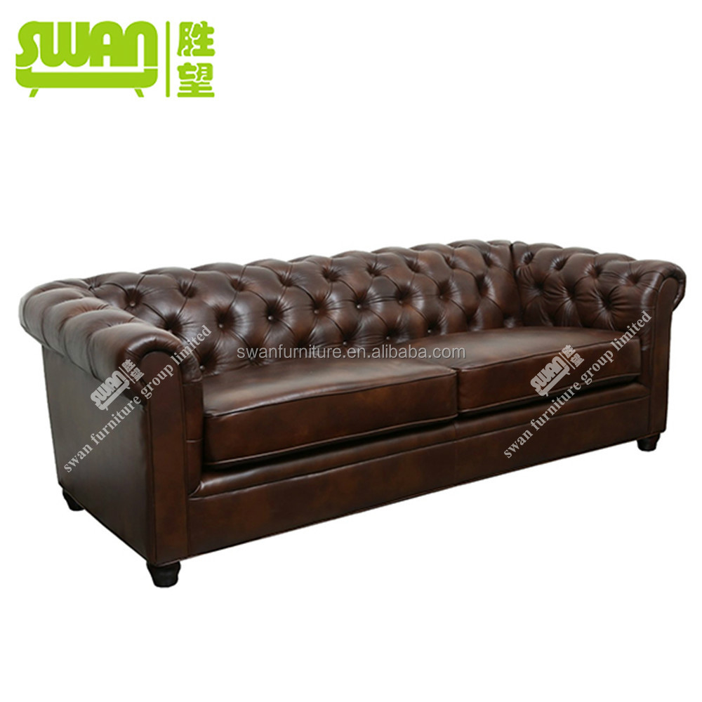 5048-2 chesterfield sleeping chaise lounge