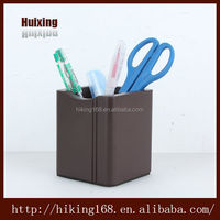 Multifunctional storage pen desktop, storage box, wooden box # HX-1009