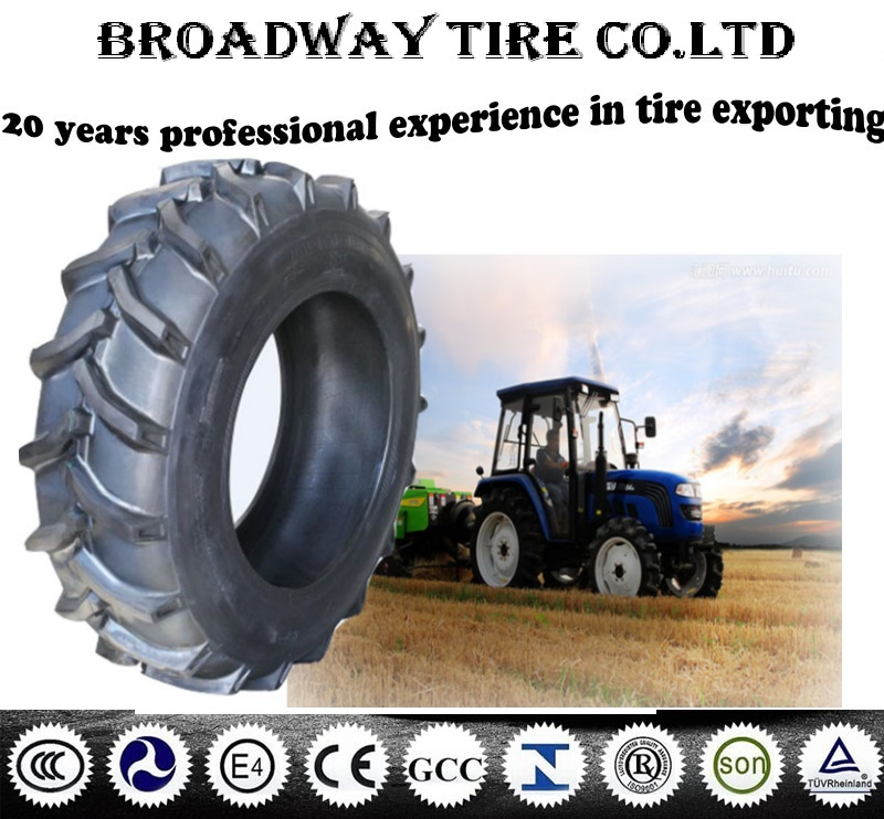 Agricultural tire 7.50-16 11.2-24 12.4-24 R-1 tractor tyre with dot ece iso ccc certifications