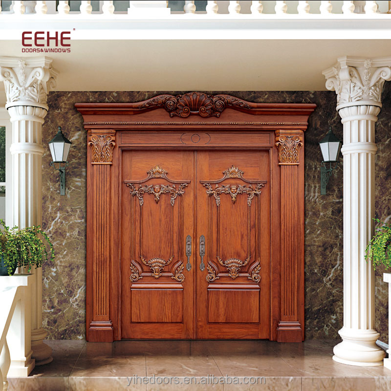 Kerala Teak Wood Main Front Door Designs Buy Front Door Designs Teak Wood Main Door Designs Kerala Front Door Designs Product On Alibaba Com