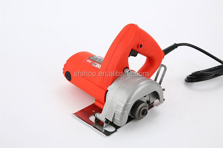 China supply cutting machine operated tile saws marble cutter