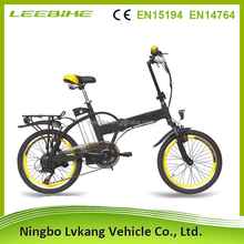 20 Inch Hot Sale Lithium Battery Folding electric bicycle Bike