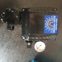 Cost-effective pov pneumatic actuated butterfly valve positioner 4-20ma diaphragm Made in China