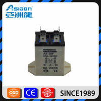JQX-30F 30A quick terminal mounting power relay