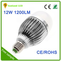 New product promotion CE ROHS SMD5730 AC85~265 12W g25 led bulb