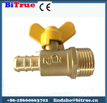 gas valve for industrial stove