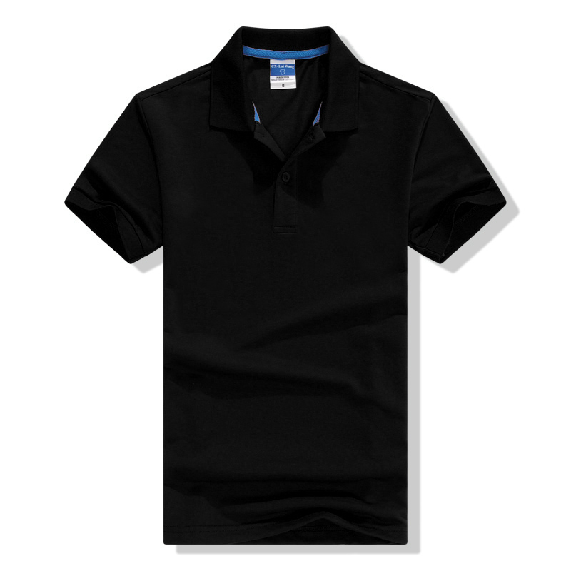 blank high quality 100% cotton polo <strong>shirt</strong> with collar
