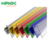 PVC Transparent Plastic Retail Store awesome Tag Data Strip Price Label Holder for supermarket shelf