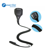 Two Way Radio Speaker Microphone For