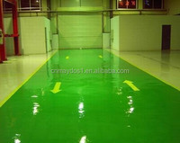 Anti Static Epoxy Floor Paint Coating for Electronic Workshops,Powder Room