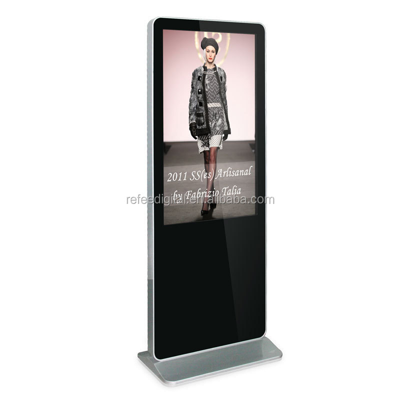 android standing lcd digital signage,Android totem touch screen,capacitive touch lcd