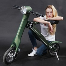 For a good gift new smart electric folding bike SAMSUNG/LG battery folding E-bike