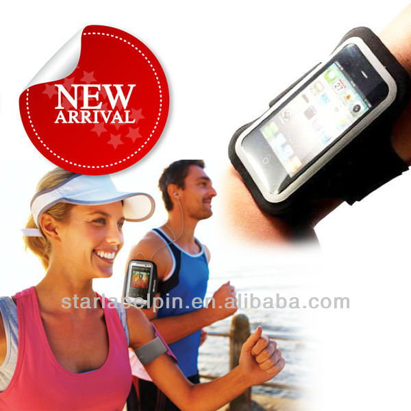 China manufacture custom armband for all brand phones