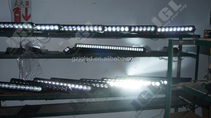 Auto led rohs 48w ledbar tractor led light bar 12 volt led lights