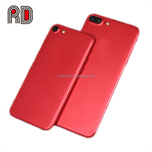 2017 Hot magic edges shield red decal sticker for Iphone 7 Full Body PET Wrap skin for iphone 7 plus