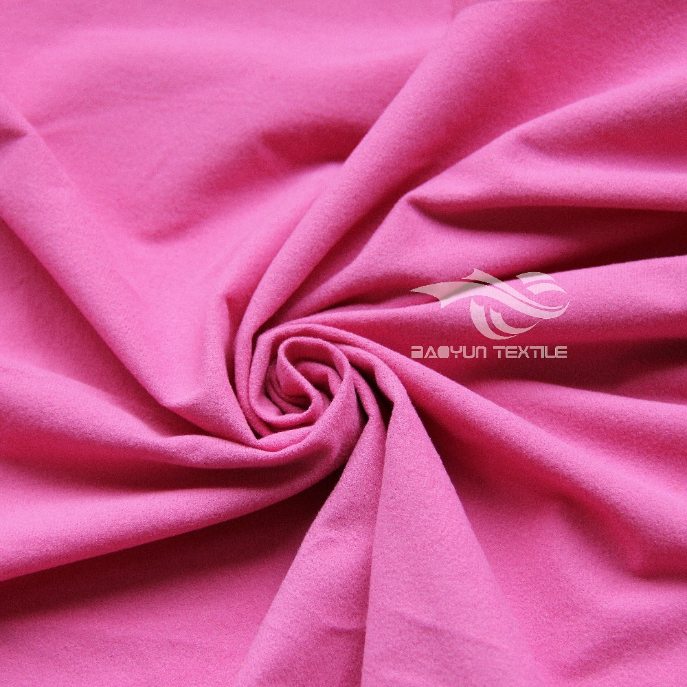 light dry raschel knitted fabric for pu/pvc
