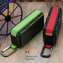 Factory Directly Wholesale Square Portable Bluetooth Speaker With Subwoofer