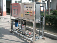 Reverse Osmosis Commercial RO Water Purification/Filtration System