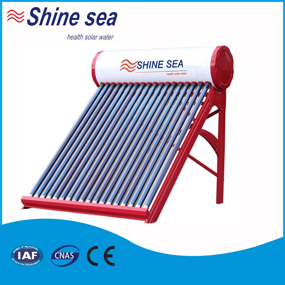 OEM Factory wholesale solar water heater home solar system machine