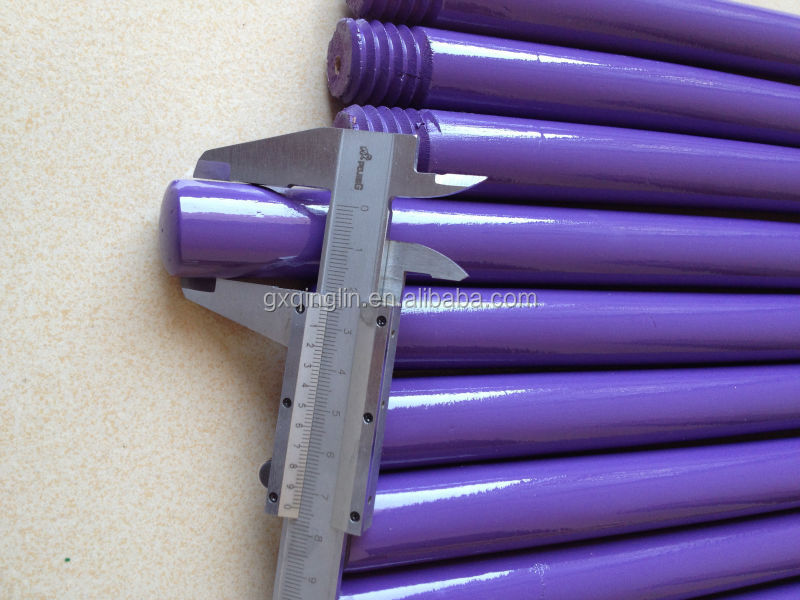 Broom Stick Of Woodwood And Handle Suppliers Silver
