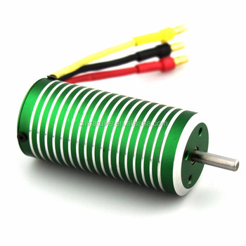 X-Team XTI2860 4-Poles Inrunner Brushless Motor for 1/10 Car and Boat and Airplane